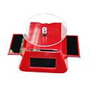 plataforma de rotação solar, toca-discos solra, cores sortidas (1049-cis-57028)