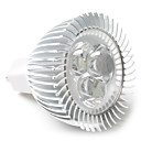 GU5.3 3 W 3 High Power LED 270 LM Warm White/Natural White/Cool White MR16 Spot Lights DC 12 V