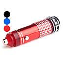 Mini Car Air Purifier Light Ionizer (Assorted Colors)