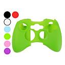 Funda de silicona protectora para el mando Xbox 360 (colores surtidos)
