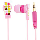 Kanen Color Bubbles In-ear Magnetic Earphone