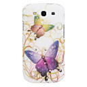 Butterfly Pattern Hard Case for Samsung Galaxy S3 I9300