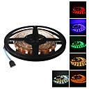 5m 7w 150x5050 smd rgb lys LED strip lampe (dc 12v)