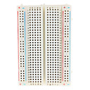 Bread Board 400 Point Solderless Breadboard