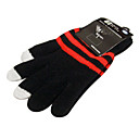 Women's Woolen Magic Touch Screen Gloves for iPhone, iPad and All Touchscreen Devices