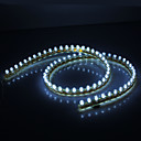 Etanche 72-72cm LED White Light Strip LED pour voiture (12V)