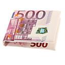 Kreative 500 Euro Bill Stil Wallet