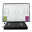 Vikbar & Magnetic Fotboll Coaching Board