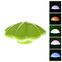 Shell Pearl Style Color Changing Rechargeable Night Light (Random Color, USB)