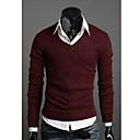 Men's Pure Knitwear Long Sleeve