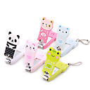 Lovely Animal Pattern Nail Clipper(Random Colors)