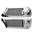 Mesh Style Car Air Flow Fender Mesh Vent Side (2-Pack)
