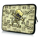 Little Skull Pattern Protective Sleeve Case for Samsung Galaxy Tab 2 P3100 and others