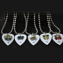 Kavaborg - Chinese Dierenriem Guitar Pick Necklace