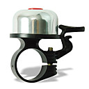 CL-203 Mini Iron Bicycle Bike Bell Ringer (Silver)
