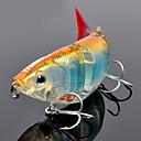 Trulinoya-Hard Bait Four-section Minnow 110mm/27g Slow Sinking Fishing Lure