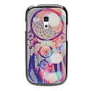 Bloemrijk Ring Pattern Hard Case voor Samsung Galaxy S3 mini I8190