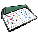Sport Indoor Basketball Coaching Magnetic Board (2Pens + Tafelwischer + Magnete)