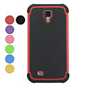 Ball Grain Detachable Hard Case for Samsung Galaxy S4 I9500 (Assorted Colors)