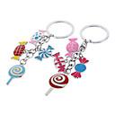 Style coloré Keychain de Candy (couleur aléatoire)