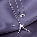 Buy Lovely Starfish Shaped Pendant (Pendant Only) Mermaid