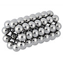 Buy Magnet Toys 68mm / Super Strong Rare-Earth Magnets Neodymium Executive Puzzle Cube DIY Magnetic Balls