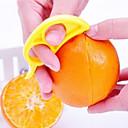 Perakende turuncu soyucu hünerli portakal kesici meyve soyma (rastgele renk)