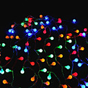 32-LED 6M Christmas Holiday dekoration RGB Ljus LED String Light (12V)