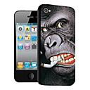 orangutanes patrón caso el efecto 3D para iPhone5