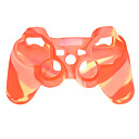 Plastic Protective Case for Xbox 360 Controllers - Bright Red