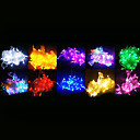 100-LED-10M Decoratie licht voor Christmas Party RGB licht LED String Light met 8 Display Modes (220V)