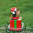 Cute Yorkshire Decorative Ornament Christmas Gift for Pet Lovers