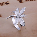 (1 Pc)Sweet Women's Silver  Ring