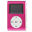 1,2 polegadas OLED MP3 Player com Rádio FM (2 GB)