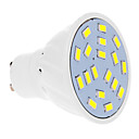 GU10 7 W 18 SMD 5630 570 LM Cool White Spot Lights AC 220-240 V