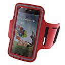 Funda de cuero BJ00137 brazal de los deportes de la PU para Samsung Galaxy S3/S4 I9300/I9500