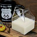 kreativ mælk-karton design glas kop