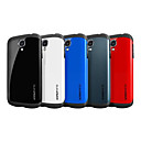 Classic Design Solid Color Back Case for Samsung S4