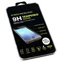 Classic Black Motif 0.2mm Protection d'écran premium en verre trempé pour iPhone 5/5C/5S