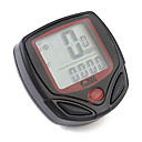 Buy Bike Computer,Digital LCD Cycling Computer Bicycle Speedometer 13 Functions Odometer Speed