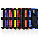 New TPU Shockproof Armor Rugged Kickstand Case Cover for Samsung Galaxy S5 i9600