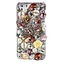 Jewel colorés couverts arrière pour l'iPhone 5/5S