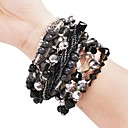 Buy JANE STONE New Bohemian Magnetic Women Bracelet Ladies Fashion Jewelry