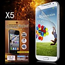 Buy Protective HD Screen Protector Samsung Galaxy S5 I9600(5PCS)