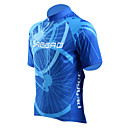 Buy JAGGAD® Cycling Jersey Men's Short Sleeve Bike Breathable / Quick Dry Tops Polyester Elastane Stripe Summer Cycling/Bike