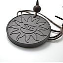 Lava rock SE Kvantová Přívěsek Skalární energie náhrdelník s přívěskem šperky