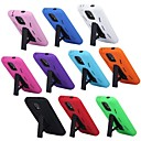 Angibabe Mobile Phone Plastic + Silicon Shockproof  Robot Defender Case  for Samsung Galaxy S5 / i9600