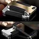 Coque Joyland Toophone® pour iPhone 5/5S, Finition Métal Brossé (Autres Coloris Disponibles)