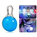 Clip-on Colored Light LED Pet Safety Lamp