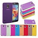 Fashion Solid Color Design TPU Soft Case for Samsung Galaxy S5 I9600(Assorted Colors)